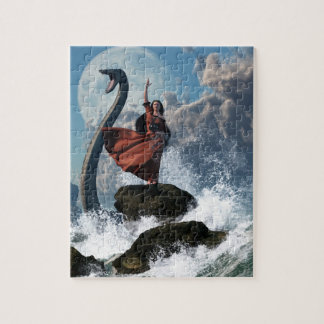 The Sea Witch Jigsaw Puzzle