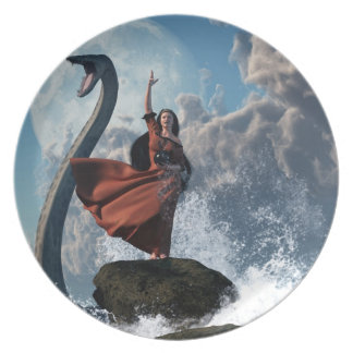 The Sea Witch Plate