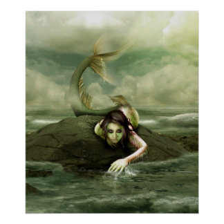 the sea witch print
