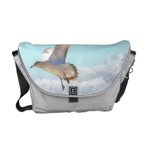 The Seagull Messenger Bag