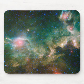 The Seagull Nebula Mouse Pad