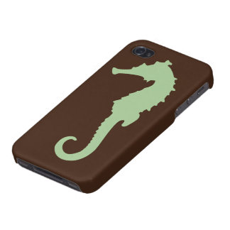 The Seahorse - iPhone 4 iPhone 4 Cover