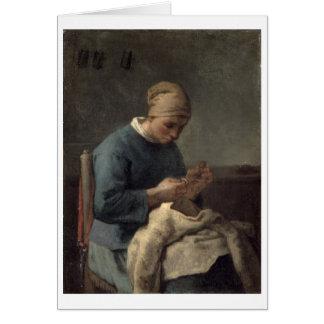 The Seamstress Card