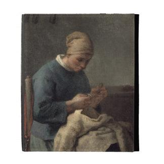 The Seamstress iPad Folio Case