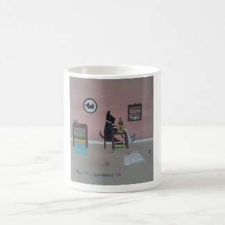THE SEAMSTRESS COFFEE MUG