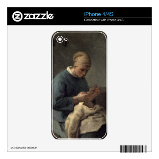 The Seamstress Skin For The iPhone 4S