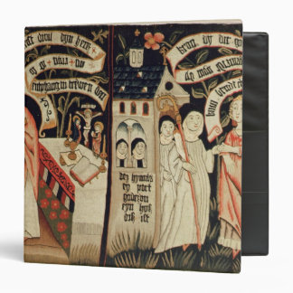 The Search after Truth, German, c.1490 3 Ring Binder