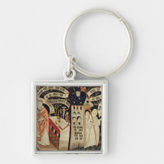 The Search after Truth, German, c.1490 Key Chains