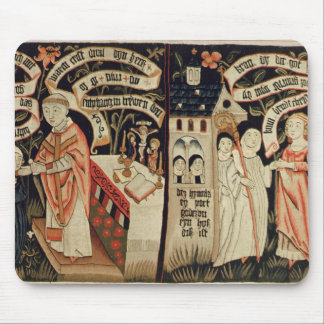 The Search after Truth, German, c.1490 Mouse Pad