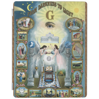 The Search. Darkness to light iPad Smart Cover