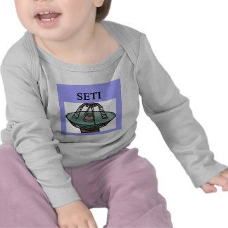 the search for extrterrestrial intelligence: seti shirts