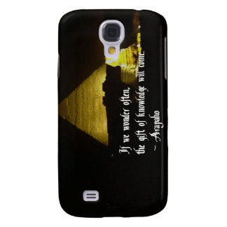 The search for knowledge samsung s4 case