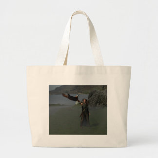 The Search Large Tote Bag