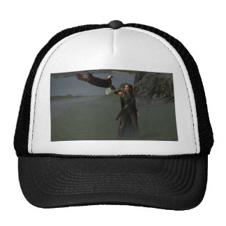 The Search Trucker Hat