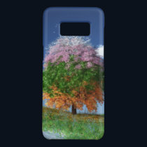 The Season Tree Galaxy Case