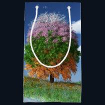 The Season Tree Gift Bag
