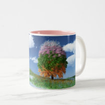 The Season Tree Mug