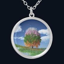 The Season Tree Necklace