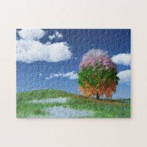 The Season Tree Puzzle