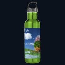 The Season Tree Water Bottle