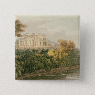 The Seat of G.B. Greenough Esq., Regent's Park, fr Button