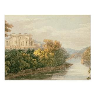The Seat of G.B. Greenough Esq., Regent's Park, fr Postcard