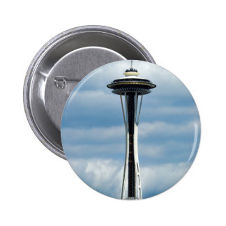 The Seattle Space Needle Pin