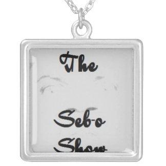 The Seb-o Show necklace