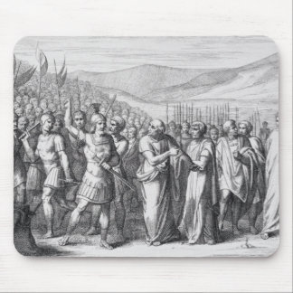 The Secession of the People to the Mons Sacer Mouse Pad