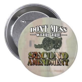 The Second Amendment Button