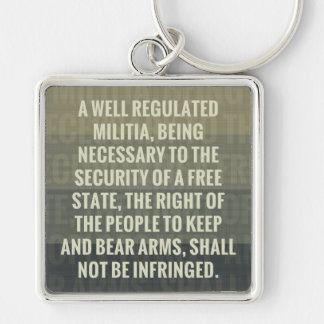 The Second Amendment Keychain