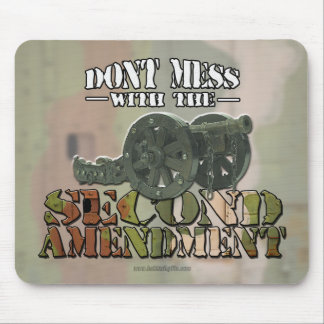 The Second Amendment Mouse Pad