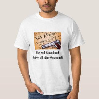 The Second Amendment Protects All Other Amendments T-Shirt