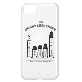 The Second Amendment...shall not be abridged! iPhone 5C Case