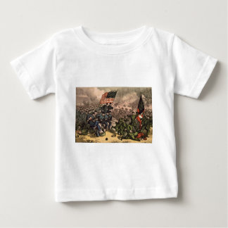 The Second Battle of Bull Run American Civil War Baby T-Shirt