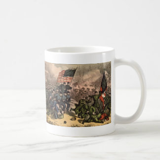 The Second Battle of Bull Run American Civil War Coffee Mug
