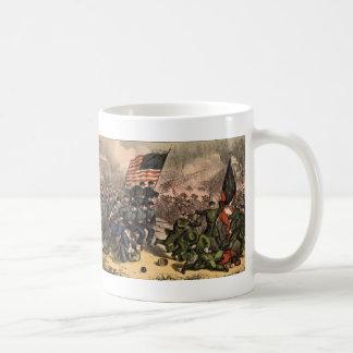 The Second Battle of Bull Run American Civil War Mug