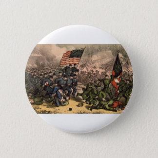 The Second Battle of Bull Run American Civil War Pinback Button
