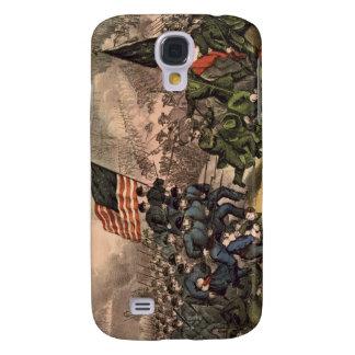 The Second Battle of Bull Run American Civil War Samsung Galaxy S4 Cover