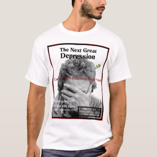 The Second Great Depression T-Shirt