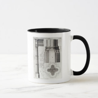 The Second Order of Gothic Architecture, 1741 Mug