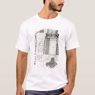 The Second Order of Gothic Architecture, 1741 T-Shirt