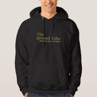 The Second Take Logo Sweater