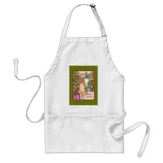 The secret admirer adult apron