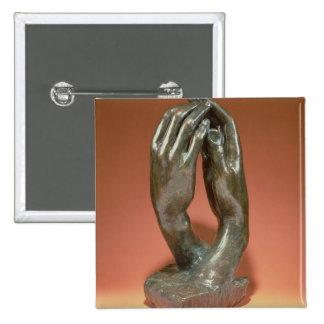 The Secret, c.1910 (bronze) (see also 167161) Button