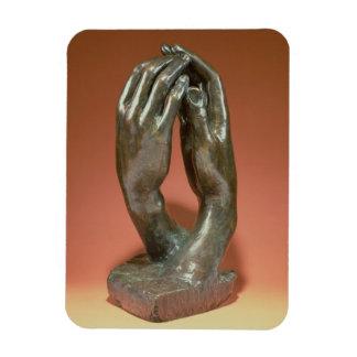 The Secret, c.1910 (bronze) (see also 167161) Magnet