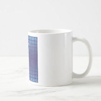 The Secret Classic White Coffee Mug