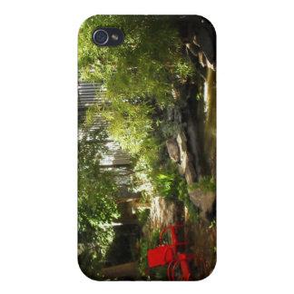 The Secret Garden, Alphabet City, East Village iPhone 4/4S Cases