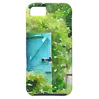 The Secret Garden iPhone 5/5S Covers