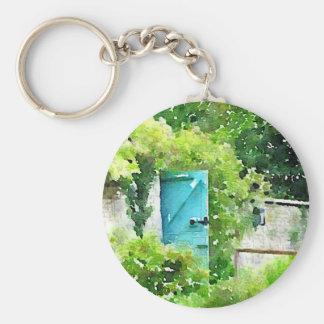 The Secret Garden Key Chain
